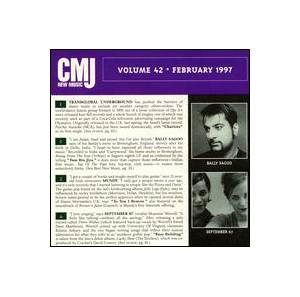 CMJ - New Music Volume 042 - Cover