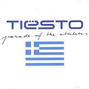 Tiësto: Parade Of The Athletes - Cover