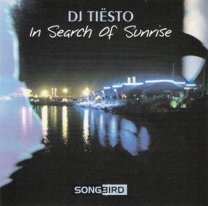 Cover - Gypsy: Tiësto - In Search Of Sunrise 01