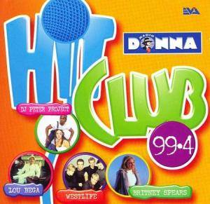 Hit Club 99•4 - Cover