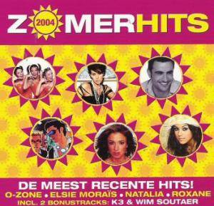 Zomerhits 2004 - Cover