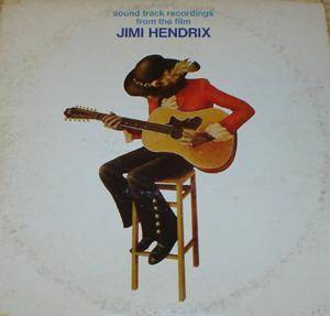Jimi Hendrix: Sound Track Recordings From The Film Jimi Hendrix - Cover