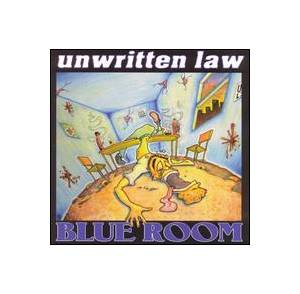Cover - Unwritten Law: Blue Room