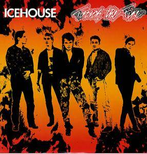 Icehouse: Touch The Fire - Cover