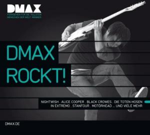 DMAX Rockt! - Cover