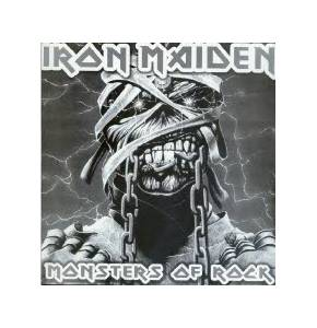 Iron Maiden: Monsters Of Rock - Cover