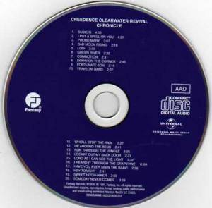 Creedence Clearwater Revival: Chronicle - The 20 Greatest Hits (CD) - Bild 2