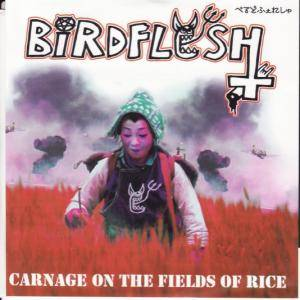 Birdflesh: Carnage On The Fields Of Rice - Cover