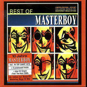Cover - Masterboy: Best Of Masterboy