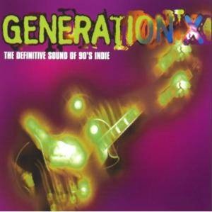 Generation X - The Definitive Sound Of 90's Indie - CD 2 (CD) - Bild 1