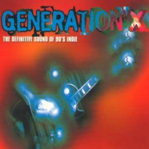 Generation X - The Definitive Sound Of 90's Indie - CD 3 (CD) - Bild 1