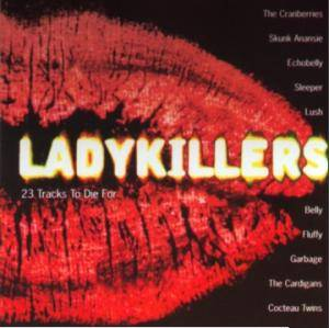 Cover - Tiny Monroe: Ladykillers