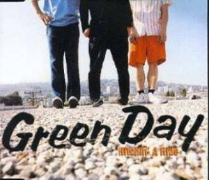 Green Day: Hitchin' A Ride - Cover