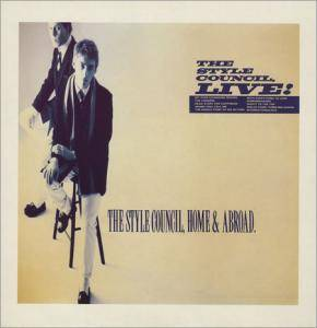 The Style Council: Home & Abroad - Cover