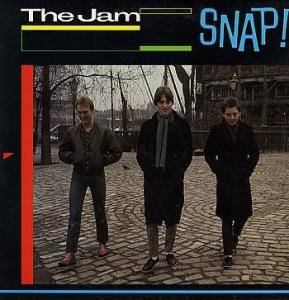 The Jam: Snap! - Cover