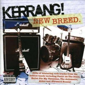 Kerrang! New Breed. - Cover