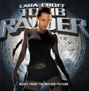 Music From The Motion Picture: Tomb Raider - Cover