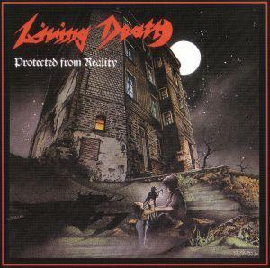 Living Death: Protected From Reality - Cover