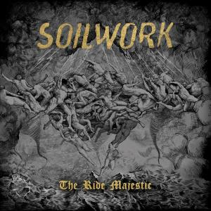 Soilwork: Ride Majestic, The - Cover