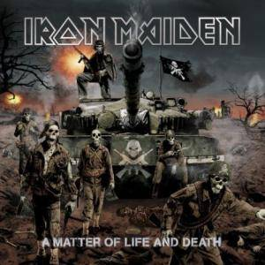Iron Maiden: A Matter Of Life And Death (CD) - Bild 1