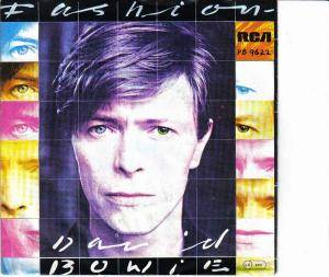 David Bowie: Fashion - Cover
