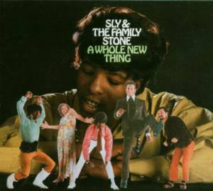 Cover - Sly & The Family Stone: Whole New Thing, A