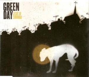 Green Day: Jesus Of Suburbia - Cover