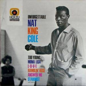 Nat King Cole: Unforgettable - Cover