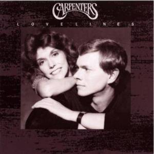 The Carpenters: Lovelines - Cover