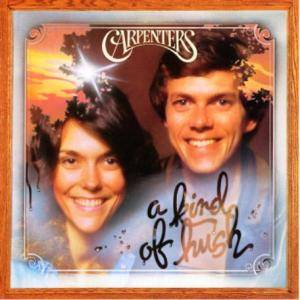 The Carpenters: Kind Of Hush, A - Cover