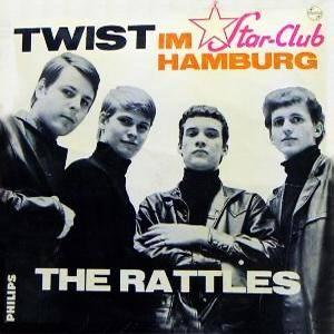 Cover - Rattles, The: Twist Im Star-Club Hamburg