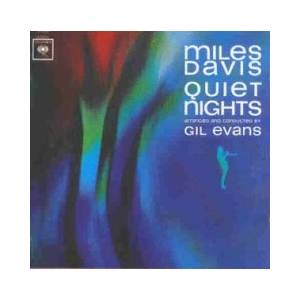 Miles Davis: Quiet Nights - Cover