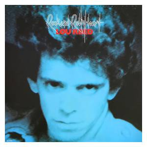 Lou Reed: Rock And Roll Heart - Cover