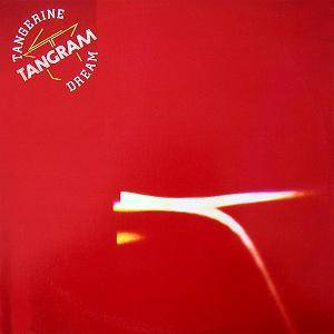 Tangerine Dream: Tangram - Cover