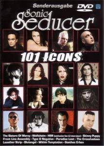 Sonic Seducer - Cold Hands Seduction Vol. 73 - 101 Icons - Cover