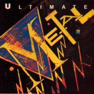 Ultimate Metal - Cover