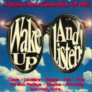 Wake Up ... And Listen! - Cover