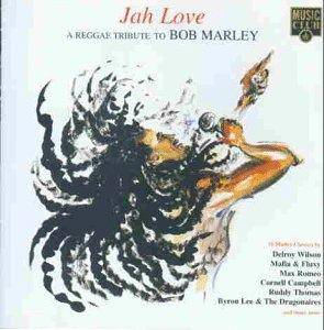 Cover - Ernest Wilson: Jah Love - A Reggae Tribute To Bob Marley