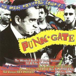 Cover - Hugh Cornwell: Punk Gate - The Great Rock'n'Roll Cover Up!!