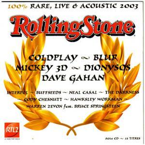 Rolling Stone (F) 2003 12 - # 014 - Cover