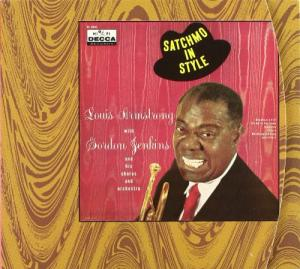 Louis Armstrong: Satchmo In Style - Cover