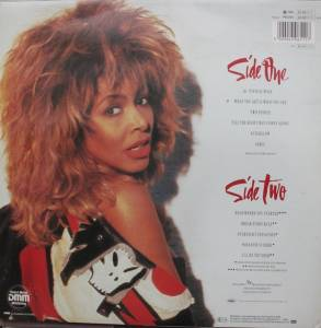 Tina Turner: Break Every Rule (LP) - Bild 2