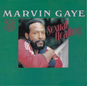 Marvin Gaye: Sexual Healing - Cover