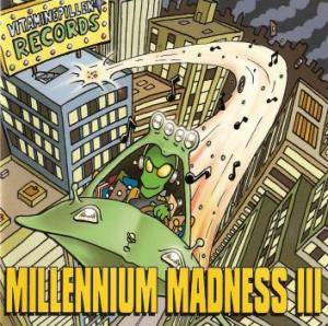 Millennium Madness III - Cover