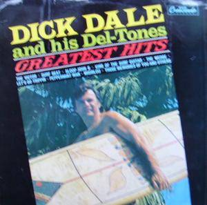 Cover - Dick Dale & His Del-Tones: Greatest Hits