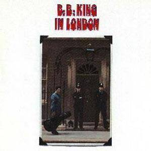 B.B. King: In London - Cover