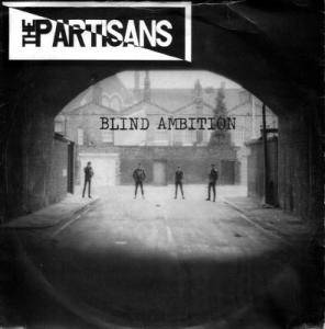 Cover - Partisans, The: Blind Ambition