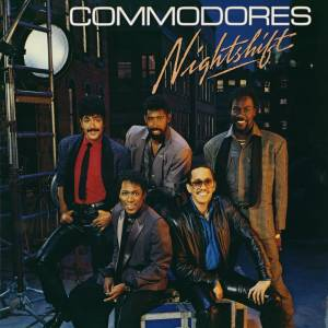 Commodores: Nightshift (LP) - Bild 1