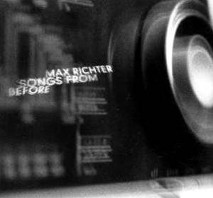 Cover - Max Richter: Songs From Before