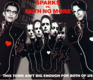 Sparks: This Town Ain't Big Enough For Both Of Us - Cover